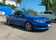 2016 Ford Falcon FG X XR6 Ute Super Cab Blue 6 Speed Manual Utility Berrimah Darwin City Preview