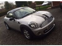 2012 Mini Coupe ****Low miles, excellent condition-First to see will buy!****