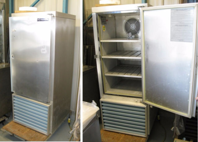frigidaire cong lateur frigo base de chambre froid commercial et industriel thetford. Black Bedroom Furniture Sets. Home Design Ideas