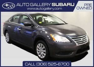2015 Nissan Sentra LOADED | FULLY EQUIPPED | GREAT FUEL ECONOMY