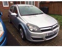 2005 Vauxhall Astra life 1.7 CDTI