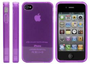 Iphone 4 Case- Purple