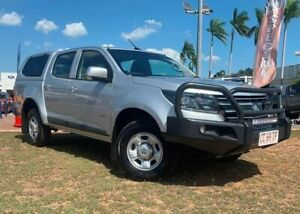 2017 Holden Colorado RG MY17 LS Pickup Crew Cab Silver 6 Speed Sports Automatic Utility Berrimah Darwin City Preview