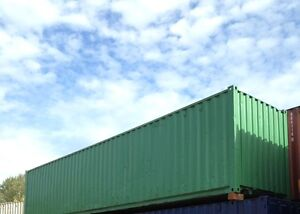 Shipping Containers (various sizes)