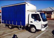 TT Tailgate Truck Furniture removals / Tail Lift Truck TRANSPORT Melbourne CBD Melbourne City Preview