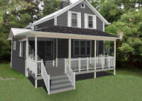 Architectural Drafting, Rendering, Permit Drawings, BCIN