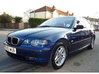 BMW 3 series compact for sale