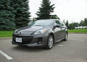 REDUCED 2012 Mazda Mazda3 Sport GS-SKY Hatchback
