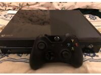 Xbox one 500GB +2 Games
