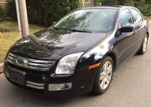 2007 Ford Fusion SEL AWD, Leather, Sunroof, CERTIFIED