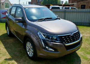 2019 Mahindra XUV500 W10 (FWD) Brown 6 Speed Automatic Wagon Maitland Maitland Area Preview