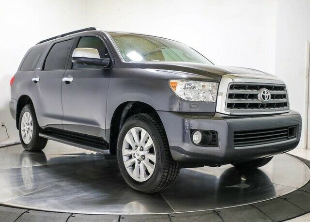 Image 9 Voiture American used Toyota Sequoia 2016