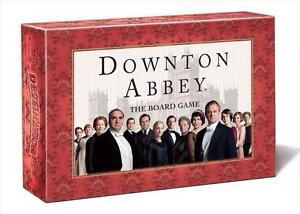 New Downton Abbey Board Game