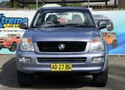 2004 Holden Rodeo RA LT Silver Automatic Utility Campbelltown Campbelltown Area Preview