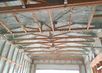 Residential & Commercial Insulation Services