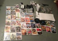 Huge Nintendo Wii Console Bundle with 38 Games and Extras