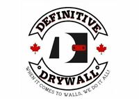 (Definitive Drywall/ Insualtion & Crack Fill) Free Estimates