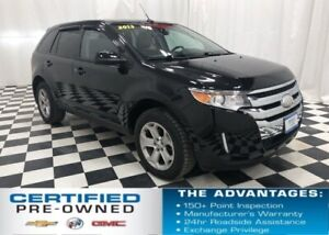 2013 Ford Edge SEL AWD - Leather & Sunroof - CYV Wholesale As-Tr