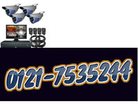 all hd cctv camera system supplied and day night ir