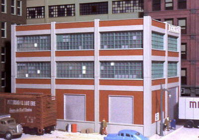 City Classics 103 HO Smallman St Warehouse kit  MODELRRSUPPLY    $5 Coupon offer