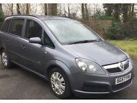 *BARGAIN* 57 Vauxhall Zafira* AUTOMATIC* 7 Seater! * New Mot* Bargain £1750 £1750!!