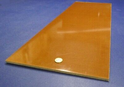 Garolite Micarta Canvas Phenolic Ce Sheet .250 14 Thick X 12 X 36