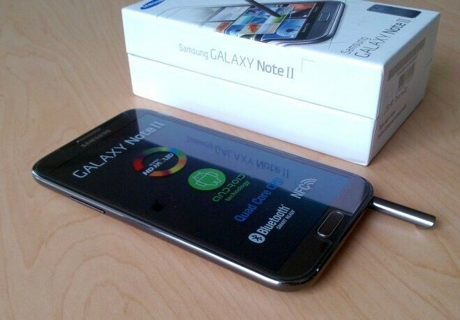 samsung galaxy note 2 ads buy sell used find great prices