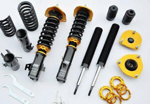Suspension ISC N1 Coilover Kits pour Honda Civic Si 2006-2011