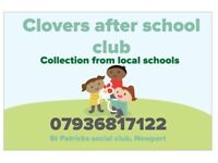 Clovers after school club