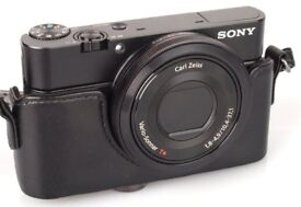 Sony Cyber‑shot DSC‑RX100 20.2 MP camera used but good condition