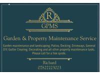 Garden & property services