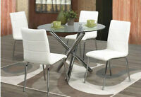 BRAND NEW IN ORIGINAL BOXES 5 PCS SOLARA TABLE SET $399.00