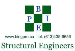 structural engineers miscellaneous design GTA