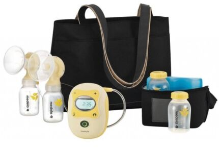Medela freestyle electric dual breast pump kit  Nollamara Stirling Area Preview
