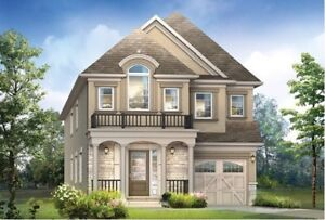 Luxurious 4 Bedroom Detached Home - Milton Brand New Home
