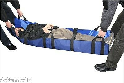 Emergency Medical Soft Stretcher Portable Transfer Loading Sport Camilla Usa
