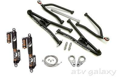 ROLL DESIGN FOX FLOAT 3 EVOL RC2 MX LONG TRAVEL SUSPENSION KIT YAMAHA YFZ450R