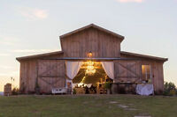 Looking for Wedding Location (Country Acreage)