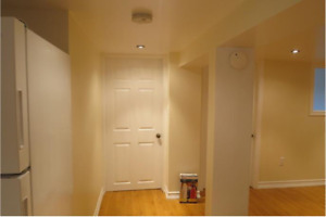 2 BDRM BASEMENT FOR RENT YONGE AND ELGIN MILLS