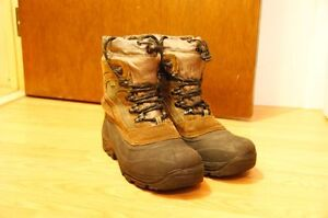 winter boots upto -30