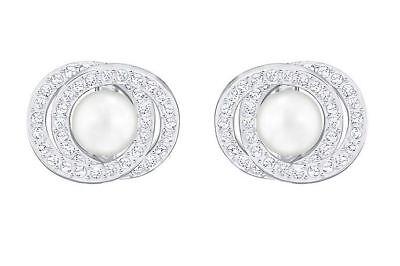 Swarovski 5289270 Elaborate Pierced Earrings, Aprx Size 1.5cm RRP $149
