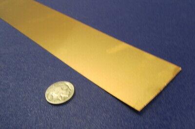 510 Phosphor Bronze Bar .005 -.001thick X 2.0 Wide X 48.0 Length