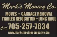 Mark's Moving
