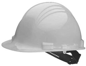 The Peak A79R Hard Hat White