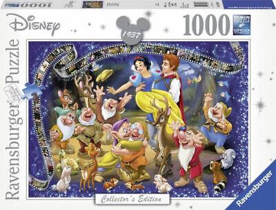 Snow White Collector's Edition 1000 Piece Puzzle Disney Collectors Edition