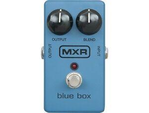 Mxr blue box fuzz