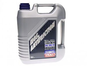 Liqui Moly 10W-40 MoS2 Anti Friction 5L Saab LM2043