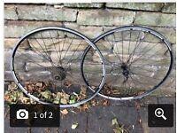 """29"""" bike wheel set road/mountsin"""