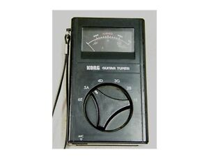 Wanted to Buy a Good and working Korg GT-6 Guitar Tuner