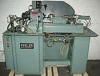 Feeler Model Fts-27 Precision Secondary Operation Lathe